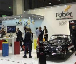 Fiere ed eventi Faber - Agenzia pubblicitaria Napoli - Libellula Grafica Lab