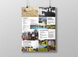 Comunicazione punto vendita La Pampa - Agenzia di comunicazione - Libellula Grafica Lab