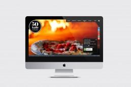 Realizzazione sito web 50 Kalò di Ciro Salvo -Web agency Napoli - Libellula Grafica Lab