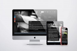 Realizzazione sito web 50 Kalò di Ciro Salvo - Web agency Napoli - Libellula Grafica Lab