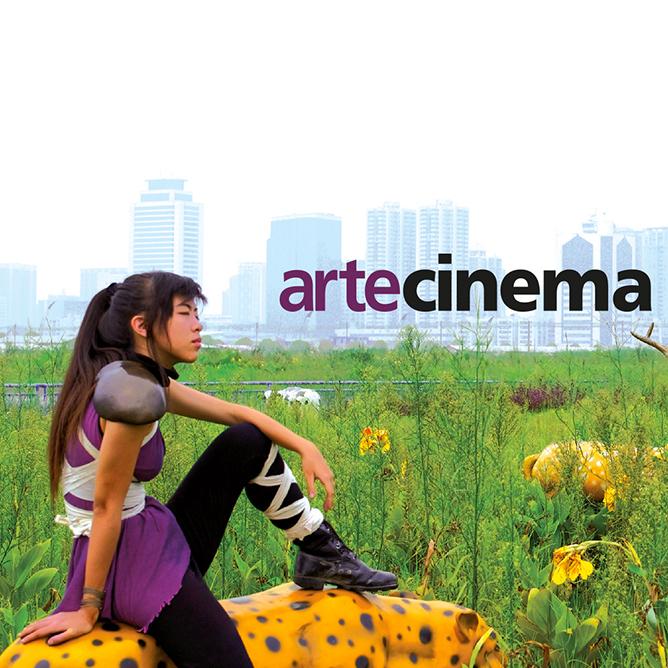 Banner Artecinema - Agenzia pubblicitaria Napoli - Libellula Grafica Lab