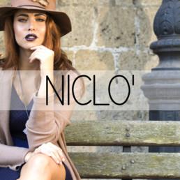 Niclò - Shooting fotografico - Agenzia di comunicazione Napoli - Libellula Grafica Lab