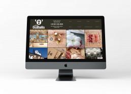Bubalis Sito web - Agenzia pubblicitaria Napoli - Libellula Grafica Lab