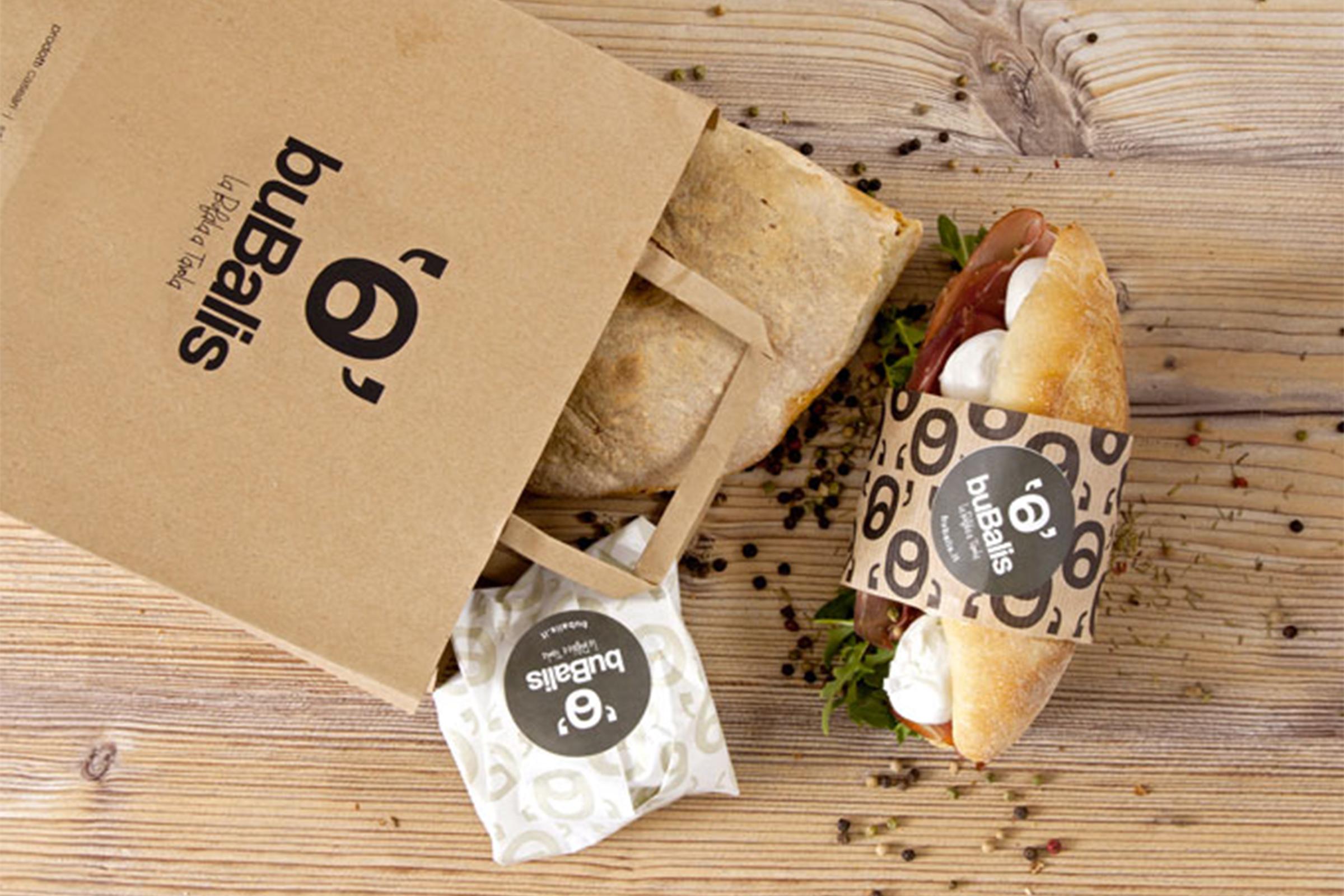 Bubalis Packaging personalizzato - Agenzia pubblicitaria Napoli - Libellula Grafica Lab