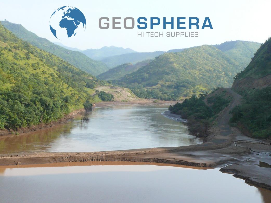 Logo Geosphera - Agenzia di comunicazione Napoli - Libellula Grafica Lab