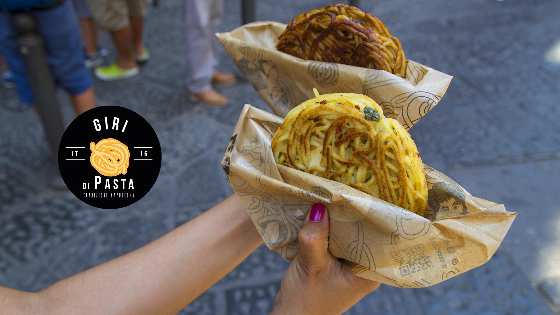 Giri di pasta - Shooting fotografico - Agenzia di comunicazione Napoli - Libellula Grafica Lab