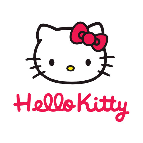 Logo Hello Kitty - Web agency Napoli - Libellula Grafica Lab