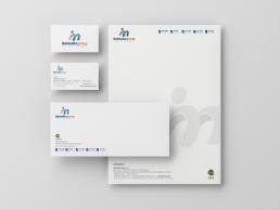 Immagine coordinata Italmatic - Web agency Napoli - Libellula Grafica Lab