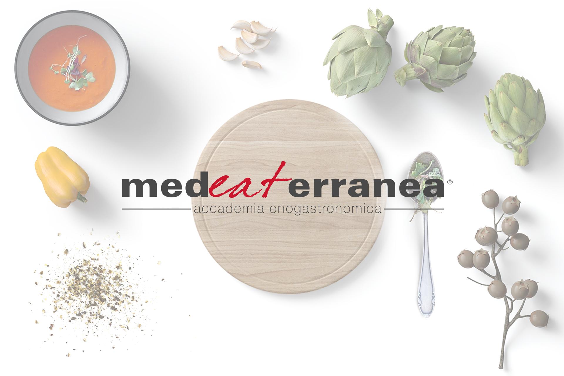 Libellula Grafica Lab - Medeaterranea - Cooking Academy