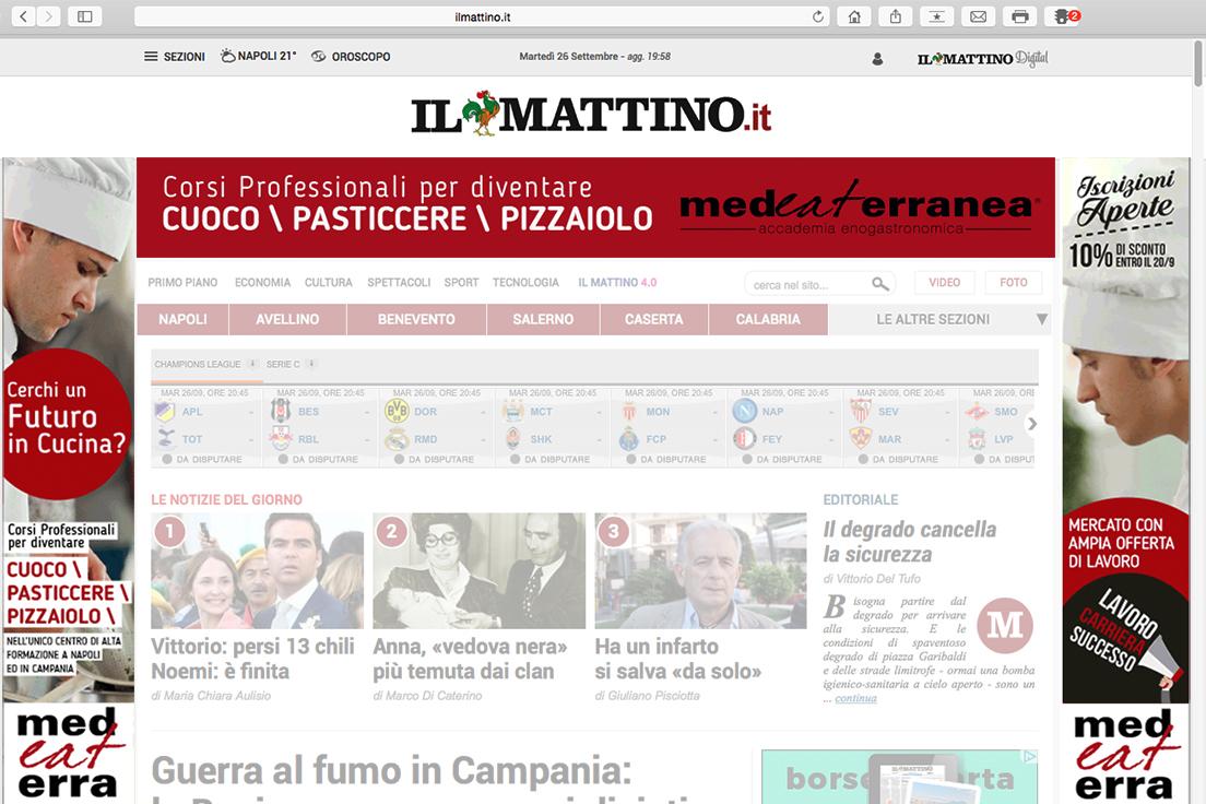 Banner web MEDEATERRANEA SCUOLA DI FORMAZIONE NAPOLI