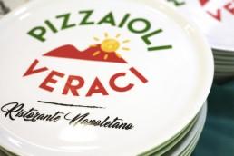 Immagine piatti personalizzati Pizza