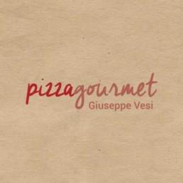 Logo Pizza Gourmet - Agenzia di comunicazione Napoli - Libellula Grafica Lab