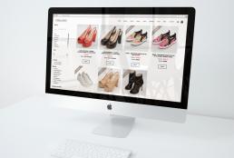 E-commerce Preludio - Agenzia di comunicazione Napoli - Libellula Grafica Lab