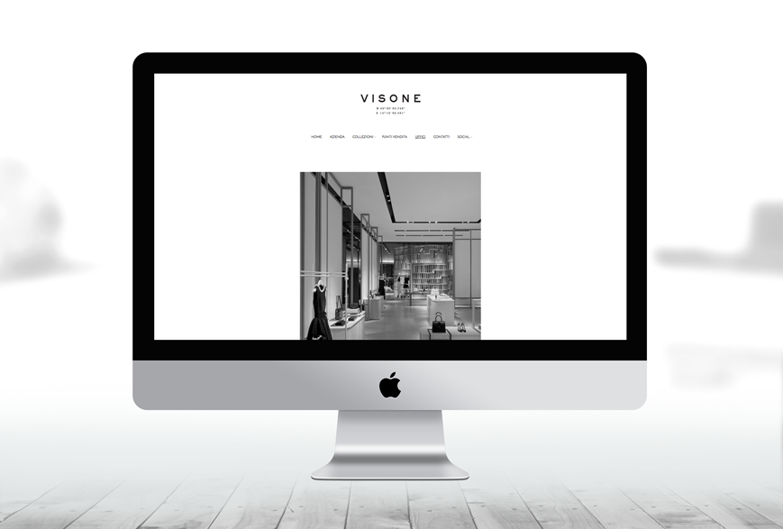 Anteprima immagine sito web FRANCESCO VISONE