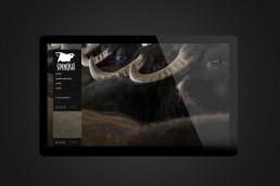 Spinosa home page - Agenzia di Comunicazione Libellula Grafica Lab