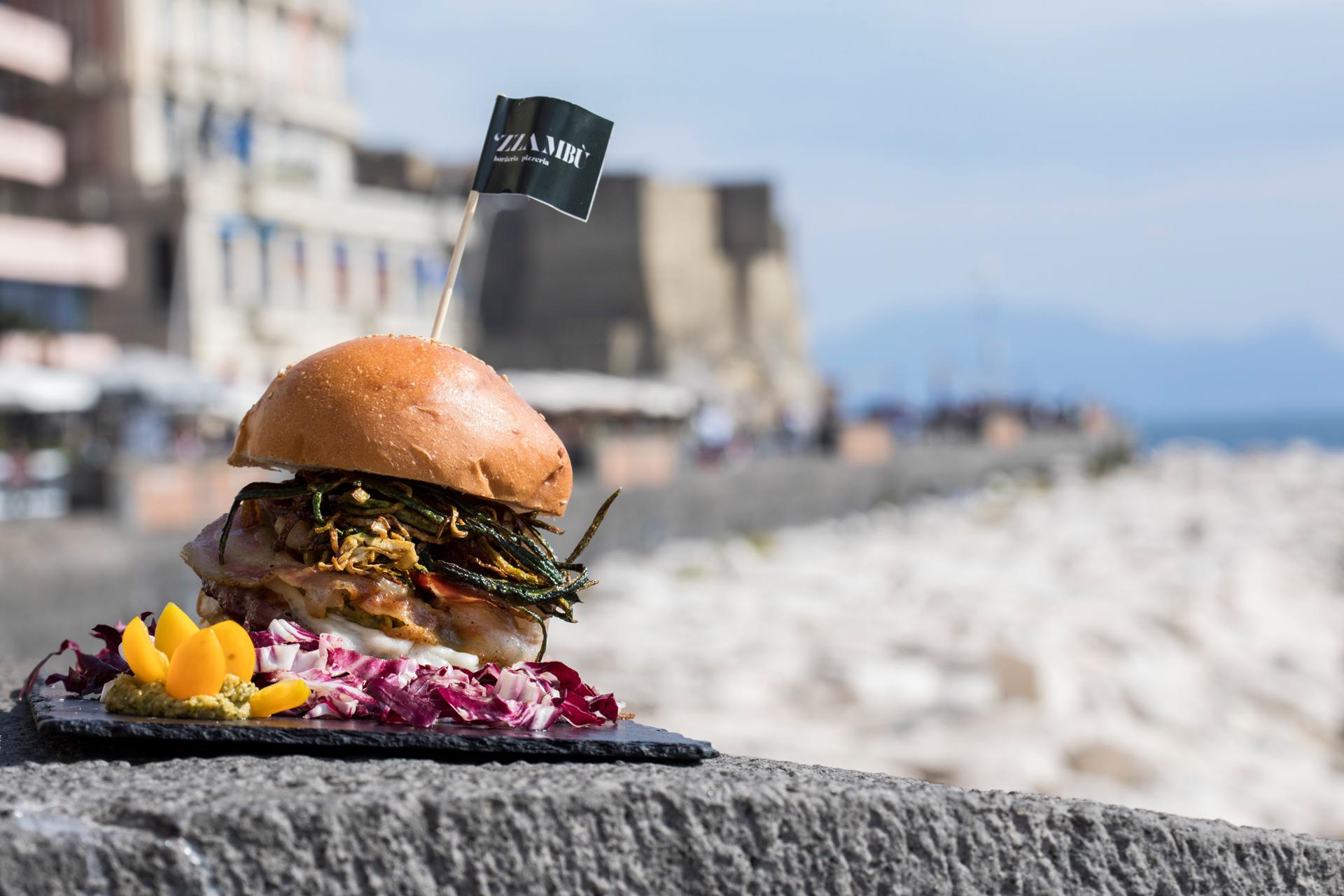 Immagine foto shooting fotografico food Napoli