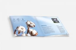 Realizzazione cataloghi Idrofil - Agenzia di comunicazione Napoli - Libellula Grafica Lab