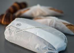Confezione imballo Food porta panino