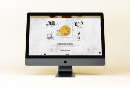 Giri di pasta - Realizzazione sito web - Agenzia di comunicazione Napoli - Libellula Grafica Lab