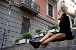 Shooting fotografico LUBA Store - Agenzia di comunicazione Napoli - Libellula Grafica Lab