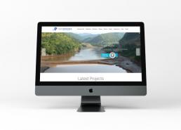 geosphera sito web Agenzia di comunicazione Libellula