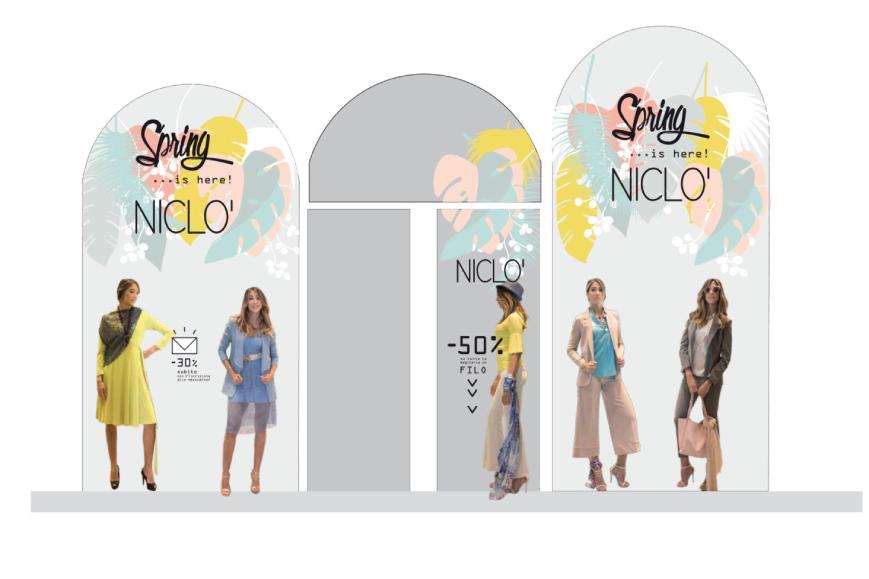 Niclò - Vetrina - Agenzia di comunicazione Napoli - Libellula Grafica Lab