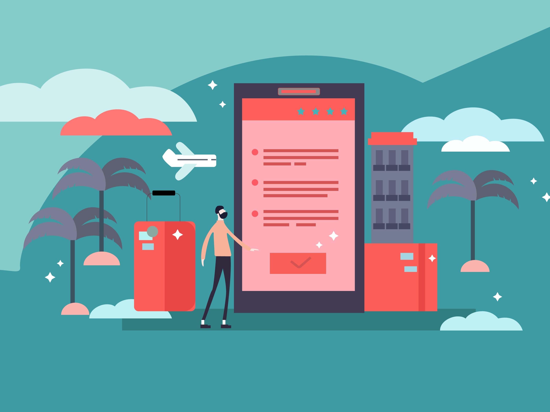 5 consigli per fare marketing turistico attraverso i social - Libellula Grafica Lab