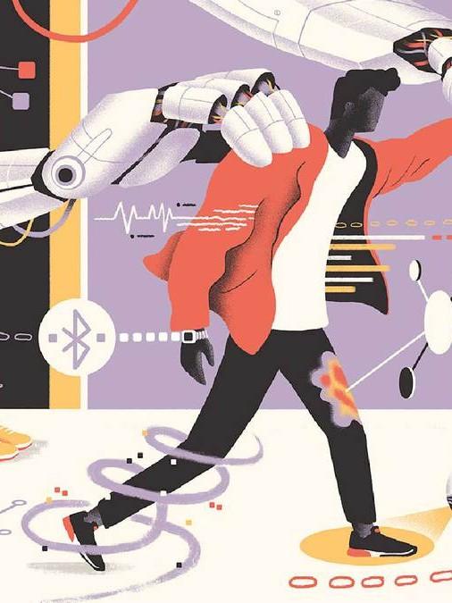 Negozi del futuro - Libellula Grafica Lab