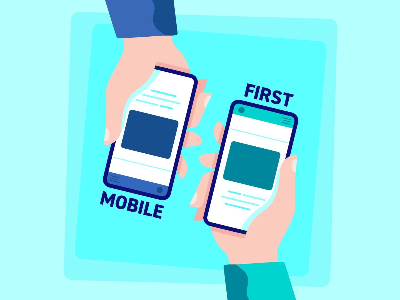 Mobile first - Libellula Grafica Lab