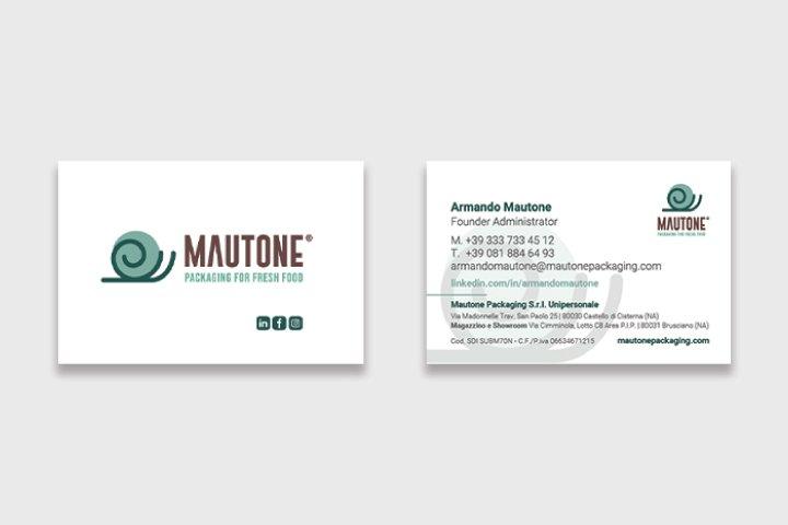 Bigliettivisita_Mautone packaging