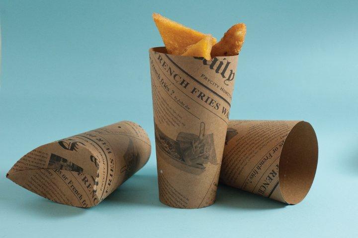 Contenitore alimentare frittura Mautone Packaging