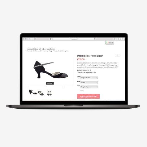 Libellula web agency -DBS scarpe da ballo.jpg